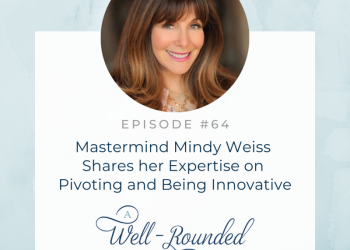 64 | Mastermind Mindy Weiss Shares her Expertise on Pivoting and Being Innovative